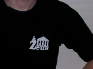 Voorkant T-shirt
