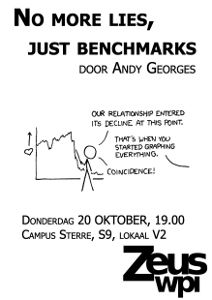 Poster benchmarks